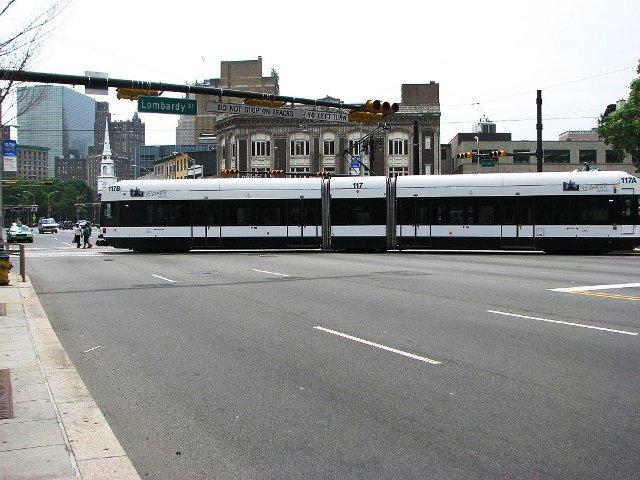 xe điện trolley