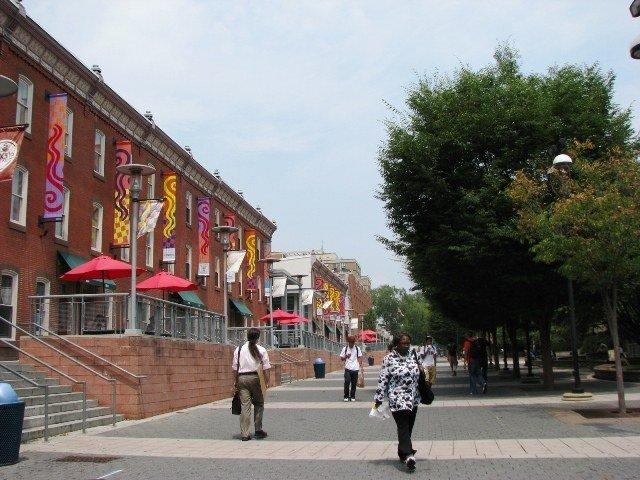 Khu nhà gần Đại học Temple