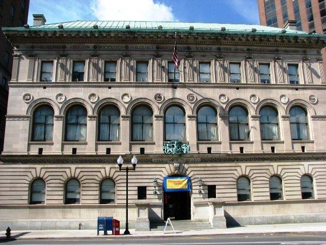 thư viện Newark