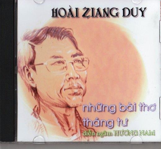 CD thơ Hoàng Ziang Duy