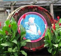 biểu tượng của nhà làm rượu