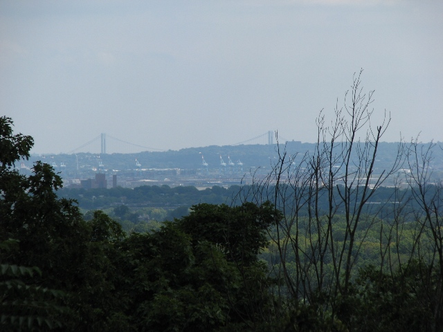 ở South Mountain Reservation