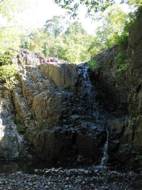 Hemlock Fall