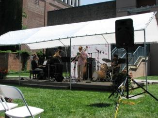 Ban nhạc jazz năm người