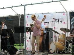 David Gibson người thổi kèn trombone