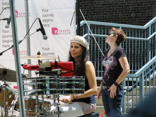 drummer and percussionist