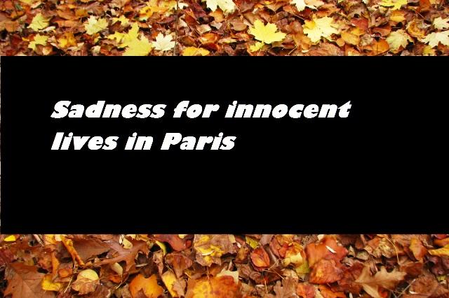 Chia buôn vơi nan nhan Paris