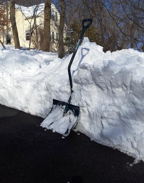 chiều dày của tuyết