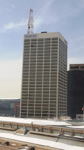 một tòa nhà có tên là đoàn vượn