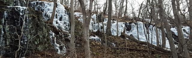 núi đóng băng
