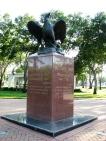 Ó đài tưởng niệm chiến tranh VN