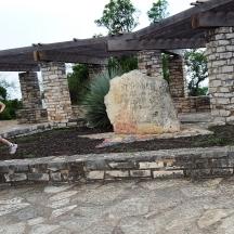 Tảng đá ở nơi cao nhất của Mount Bonnell