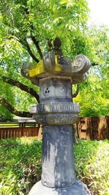 cột đèn lồng