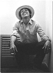 Tông thông Obama khi còn trẻ