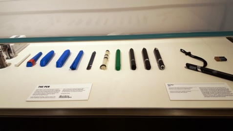 the pen