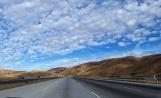 Núi đồi trên con đường đến San Francisco