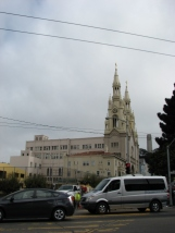 một trong những nhà thờ