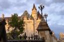 Một phần lâu đài mang tên Sir Wilfred Laurier (1841-1919) Thủ tướng thứ bảy của Canada năm 1896-1911