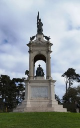 Tượng đài của Francis Scott