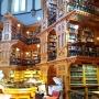 Một góc của thư viện Quốc hội.