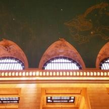 Trần nhà với chòm sao Thiên Mã
