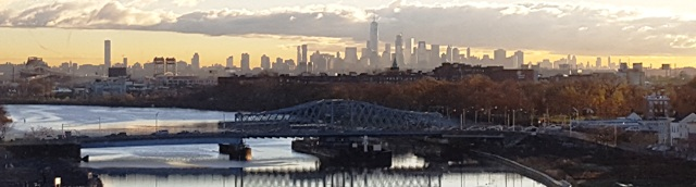 Manhattan ở cuối chân trời