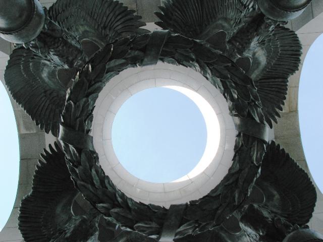 đài tưởng niệm chiến tranh thế giới thứ nhì