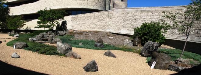 Vườn Thiền Nhật Bản ở VBT Lịch Sử Ottawa