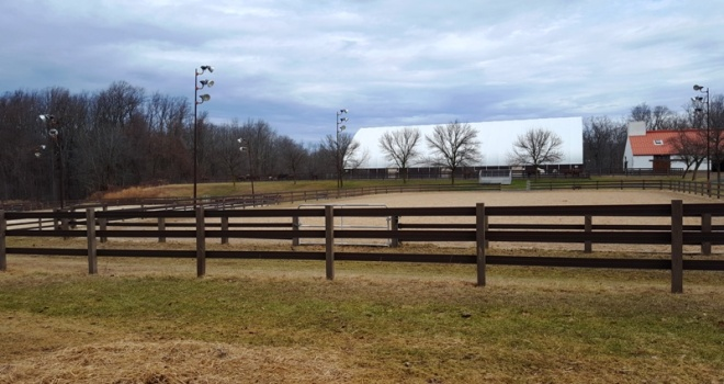 trại huấn luyện kỵ mã Watchung
