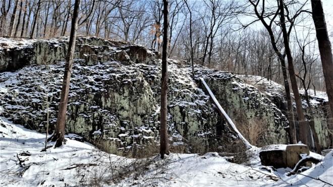 mùa đông vào rừng lên núi